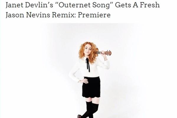 janet-devlin and jason nevins-idolator-premiere