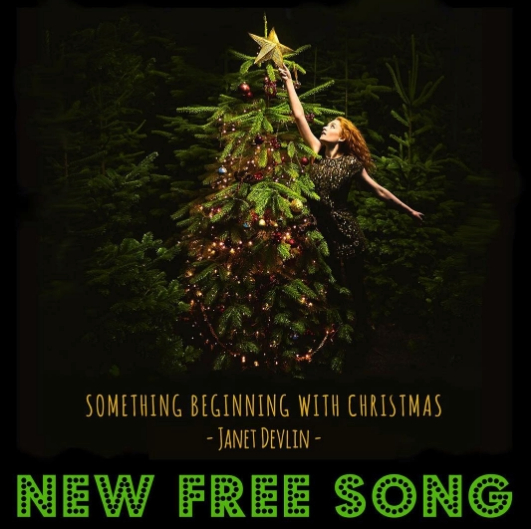 "Janet Devlin's ""Something Beginning With Christmas"" Featured as Song of the Week on Video Star"