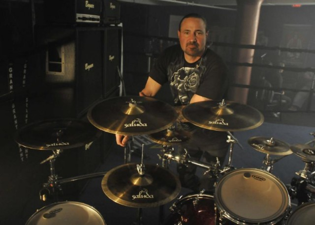 Weapons of Anew Drummer Chris Manfre Partners With Saluda Cymbals
