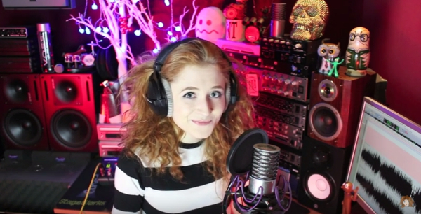 "ICYMI: Singer-Songwriter Janet Devlin Covers Birdy's ""Wings"""