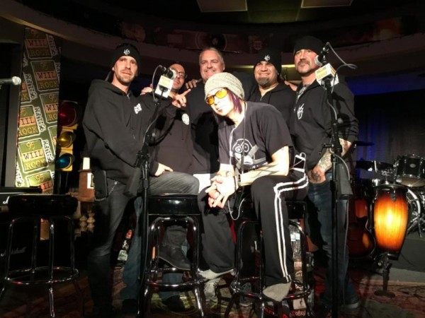 Weapons of Anew Performs Acoustic Songs on 95 WIIL Rock