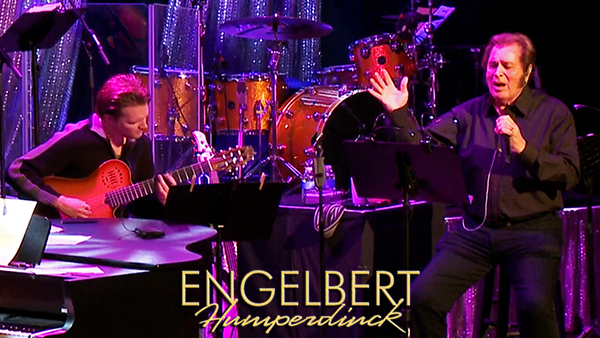 "Happy Valentine's Day from Engelbert Humperdinck - ""You're My World"""