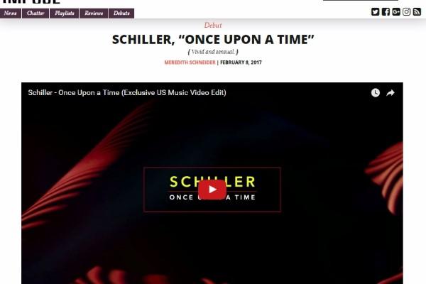schiller - impose feature