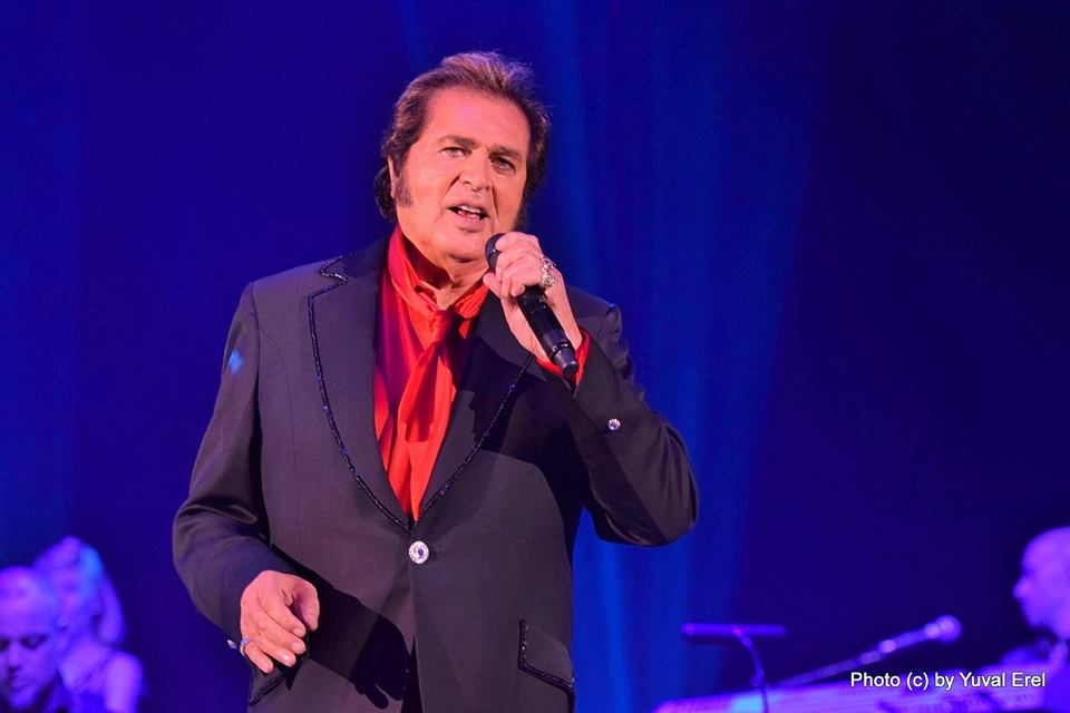 Engelbert Humperdinck Broadcasts Poem to Alzheimer's