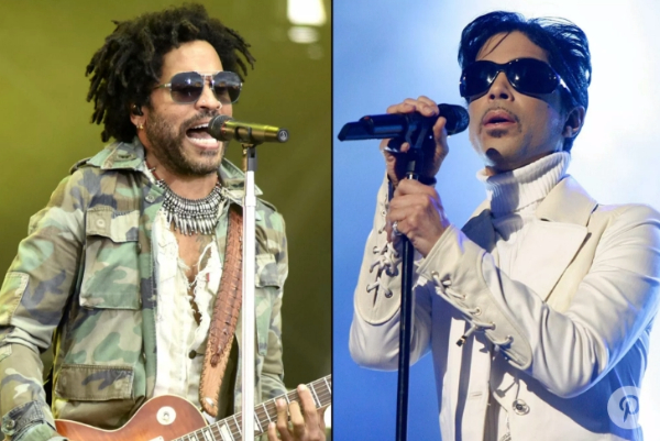 Lenny Kravitz to Honor Prince at Rock and Roll Hall of Fame Induction Ceremony