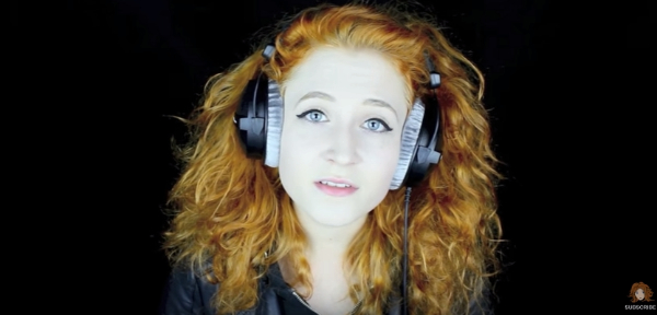janet devlin - madonna like a prayer