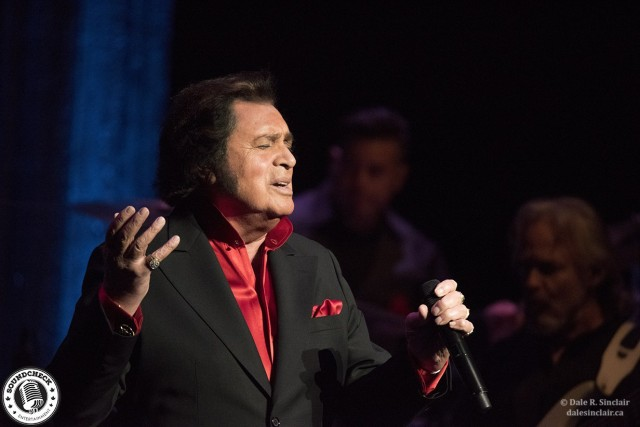 Soundcheck Entertainment Captures Engelbert Humperdinck's Performance in Ottawa