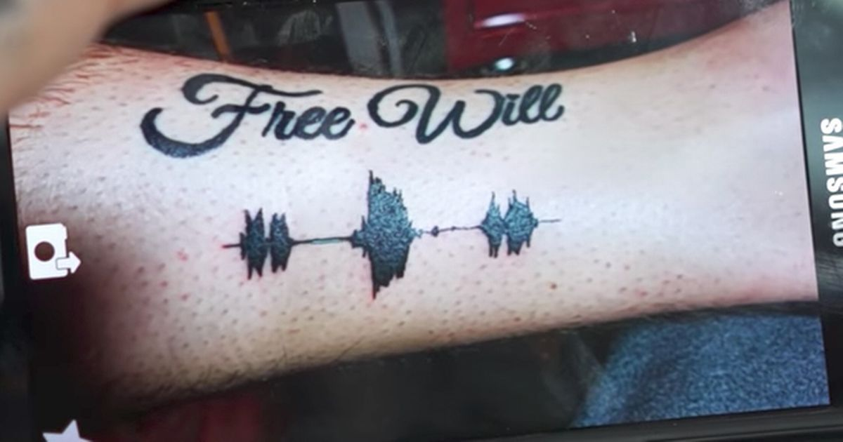 Skin Motion's Soundwave Tattoos Let You Listen to Your Body Art