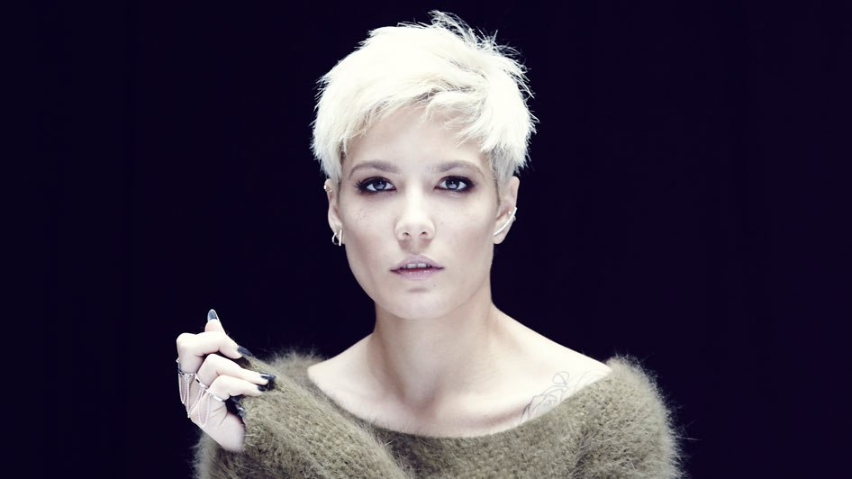 "Watch Halsey Cover DJ Khaled's ""I'm The One"""