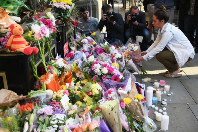 Artists React to Manchester Bombing