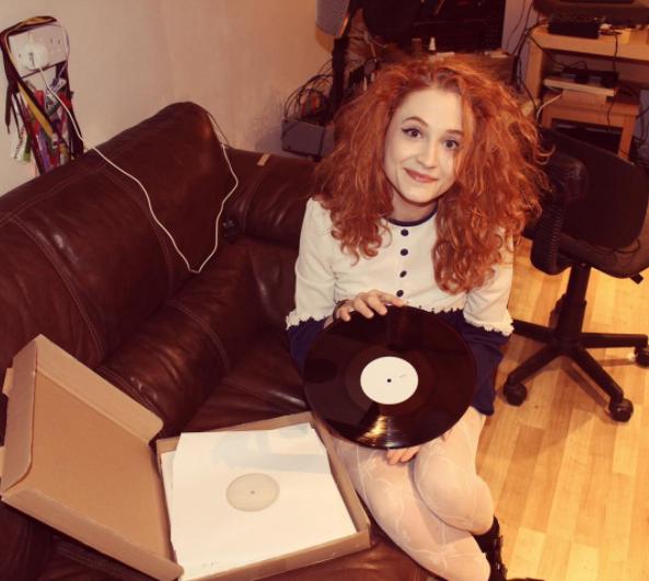 Janet Devlin - Vinyl Test Press
