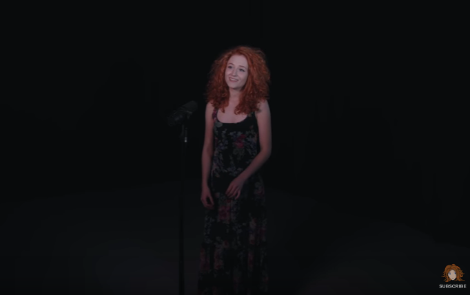 "Janet Devlin Covers Elvis Presley's ""Love Me Tender"""
