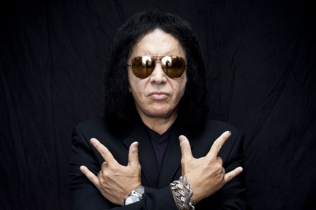 For $50,000 Gene Simmons Will Come To Your House With 10 CDs
