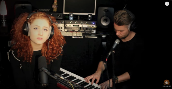 "Janet Devlin Covers Bruce Hornsby And The Range's ""The Way It Is"""