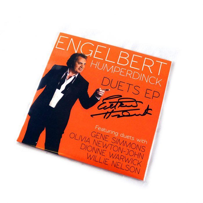 engelbert humperdinck duets engelbert calling signed vinyl 7 inch ok good records