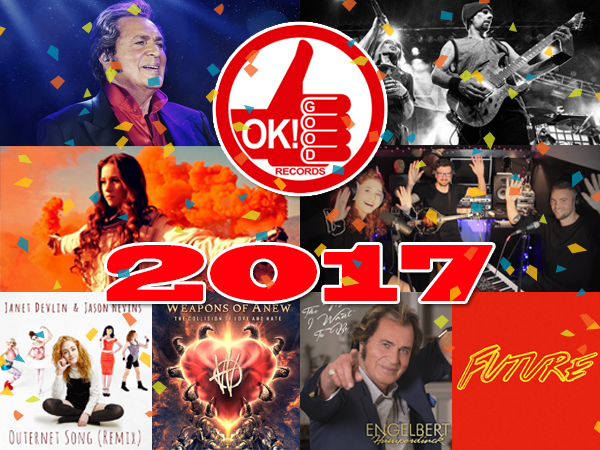 OK!Good Records 2017 Wrap-up