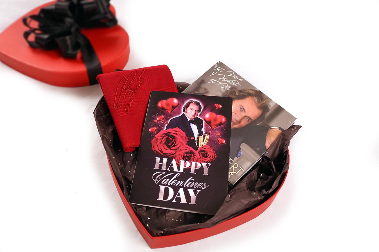 ENGELBERT HUMPERDINCK - Deluxe Valentine's Day Gift Set