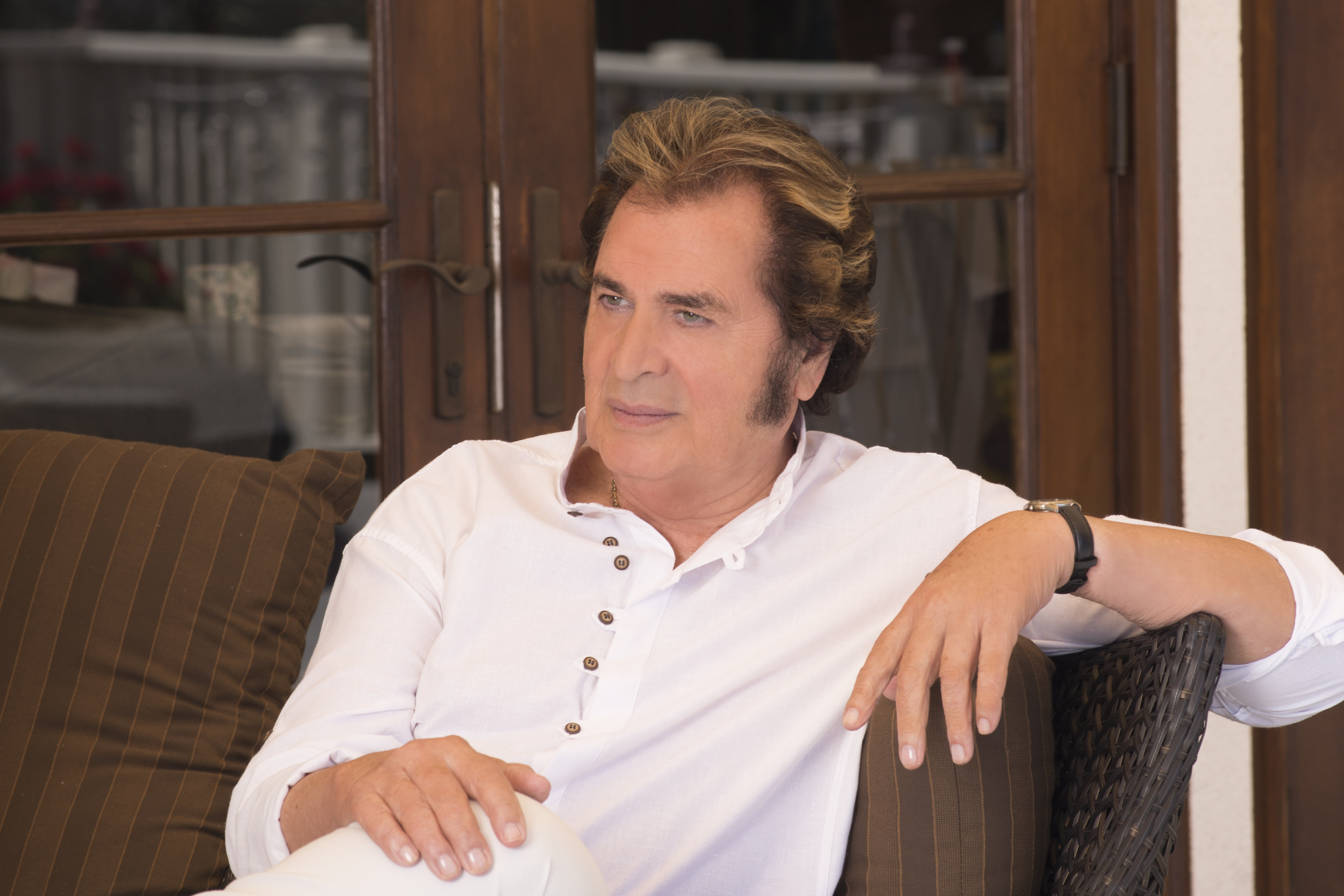 Engelbert Humperdinck to Appear on The Jim Bohannon Show Tonight, February 13th