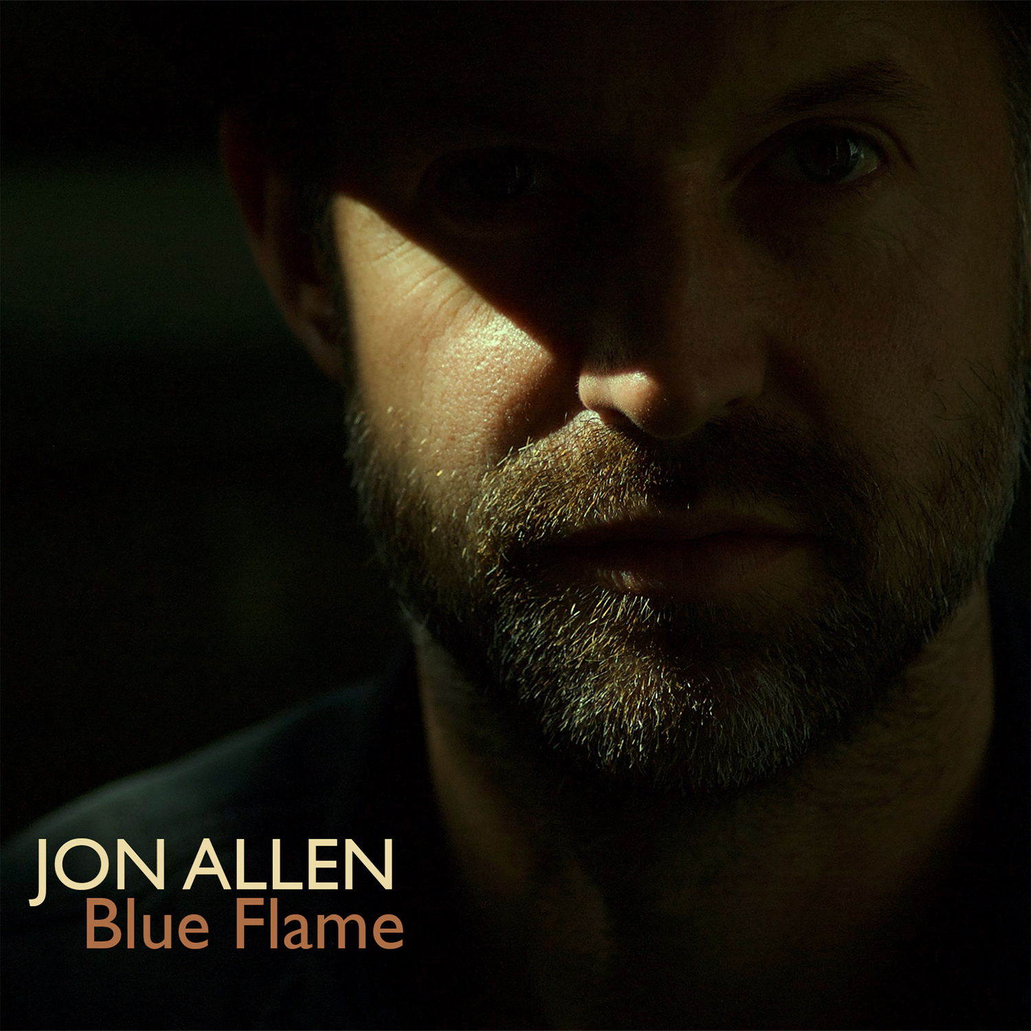 new jon allen album blue flame