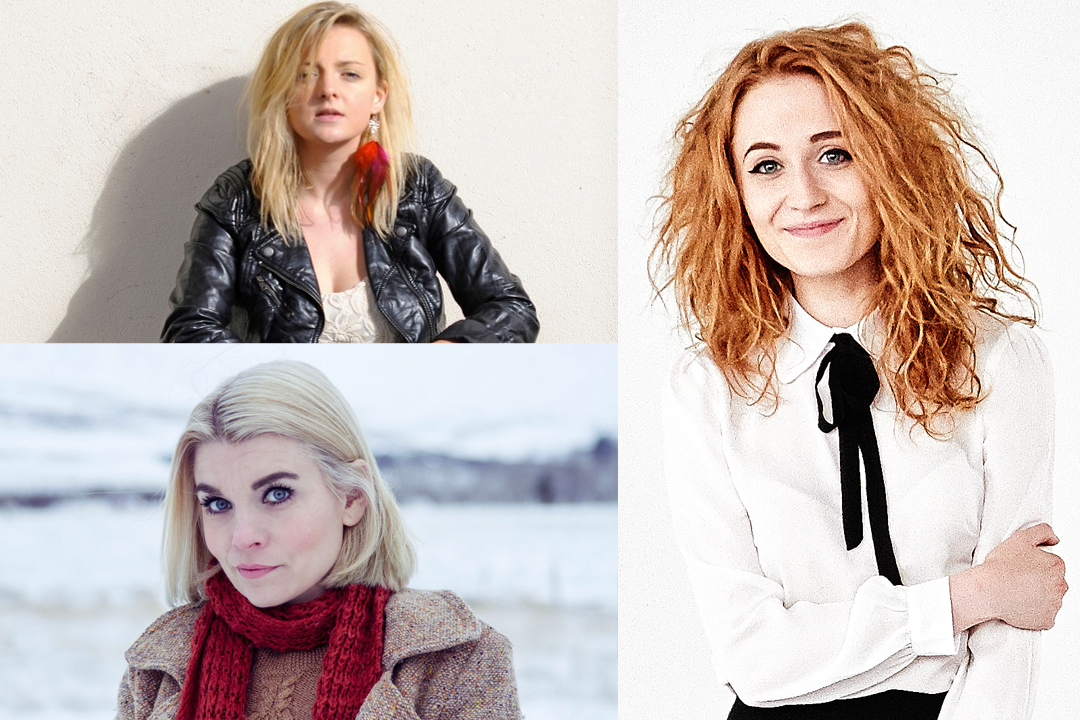 international women's day ok good records okgood records janet devlin hafdis huld carly jamison the musgraves alex hart