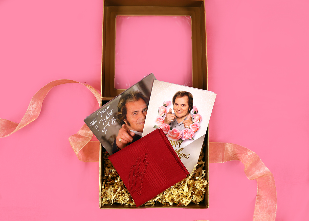 engelbert humperdinck mother's day gift sets