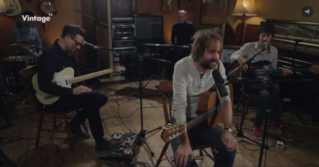 Jon Allen Vintage TV Live Session