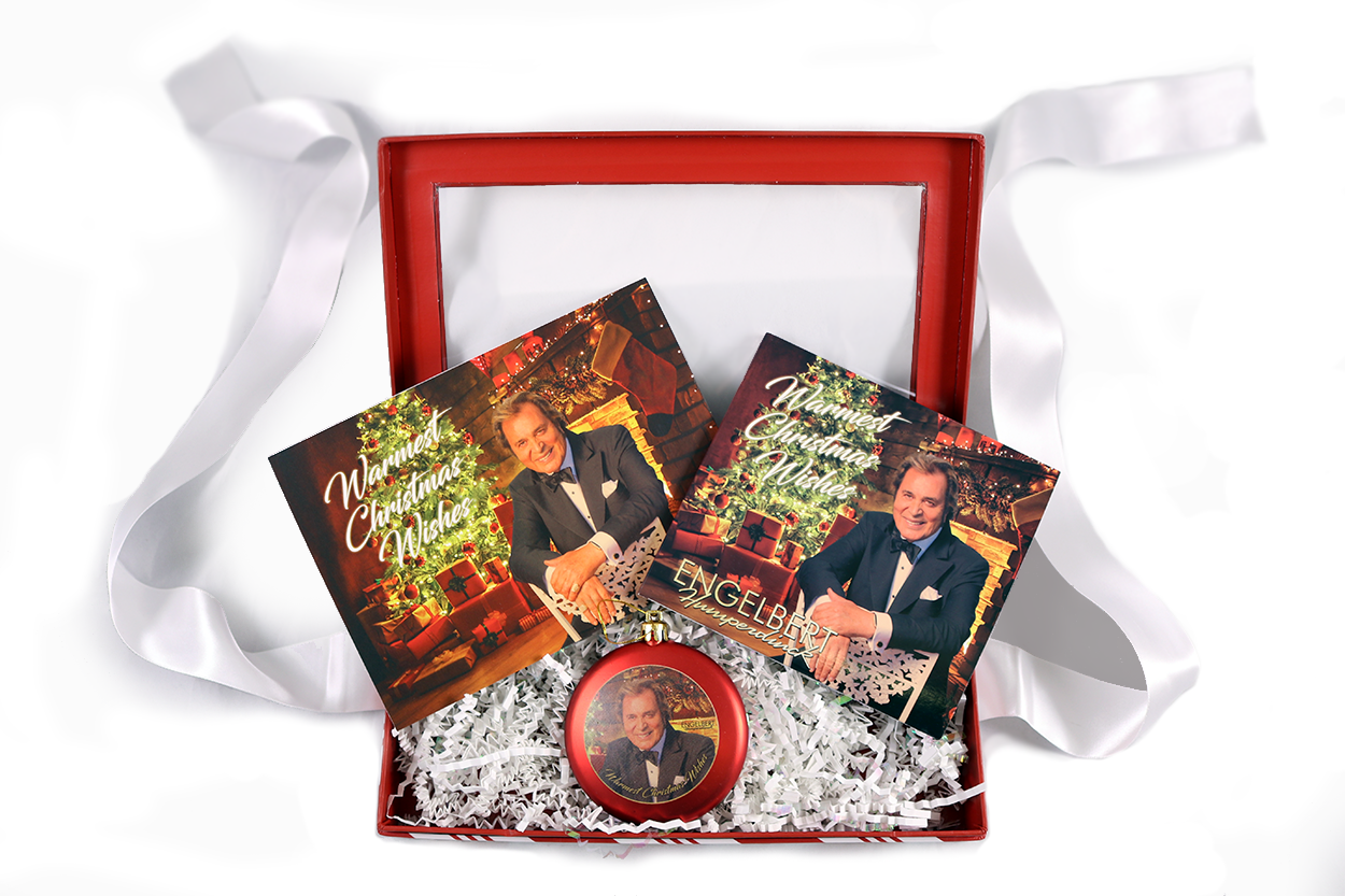 ENGELBERT HUMPERDINCK - Warmest Christmas Wishes Gift Set