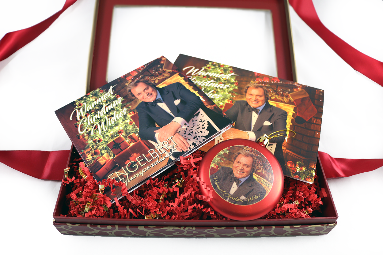Congratulations to the first 50 'Warmest Christmas Wishes' Gift Set pre-orders!