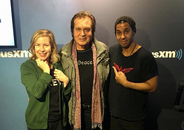engelbert humperdinck on siriusxm volume radio nik carter lori majewski