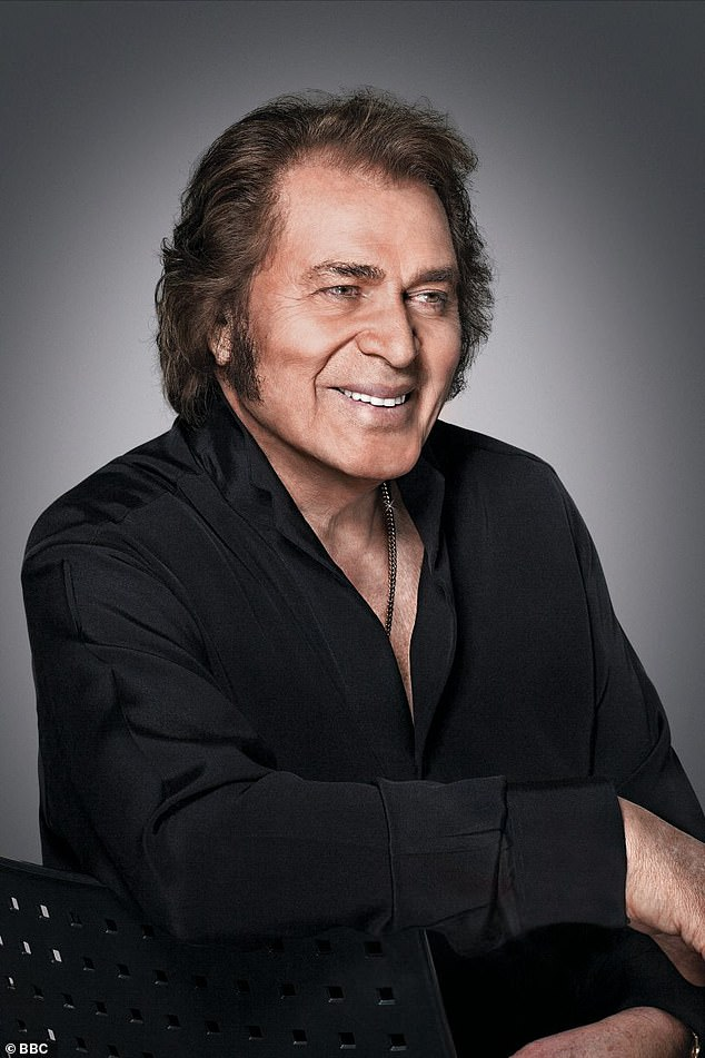 daily mail engelbert humperdinck
