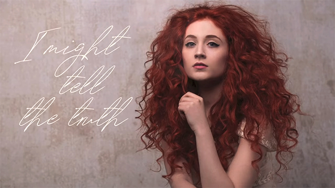 Janet Devlin - I Lied to You (Lyric Video)