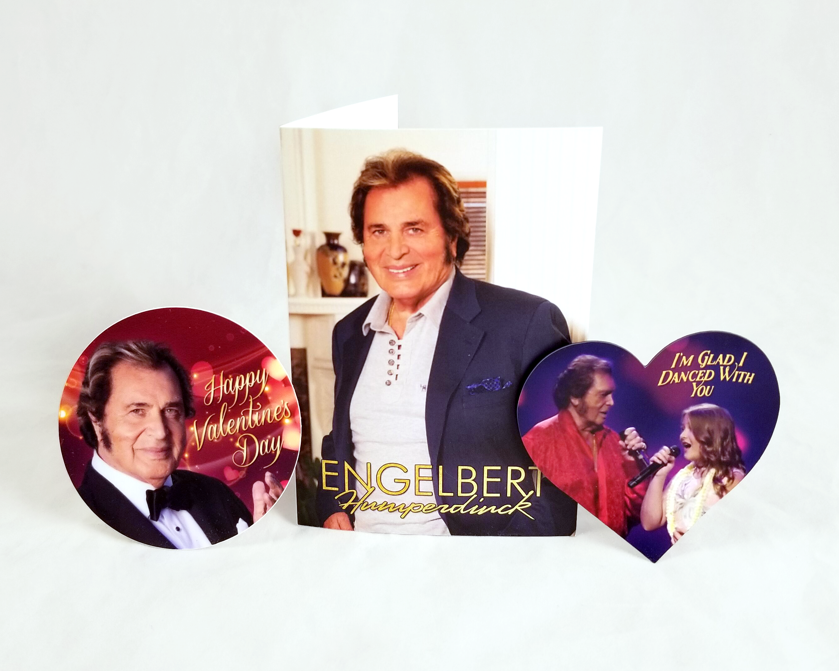 Engelbert Humperdinck Valentines Day Giveaway