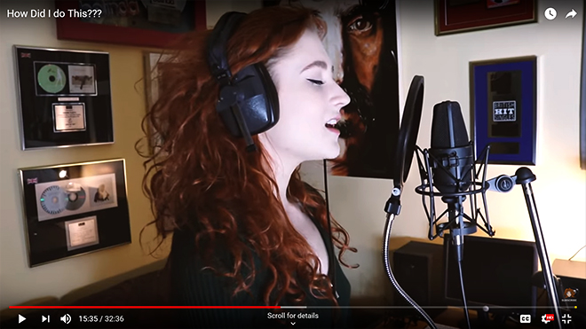 "Janet Devlin Shares 'The Making of..' Video for New Single ""I Lied to You"""