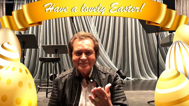 Happy Easter from Engelbert Humperdinck