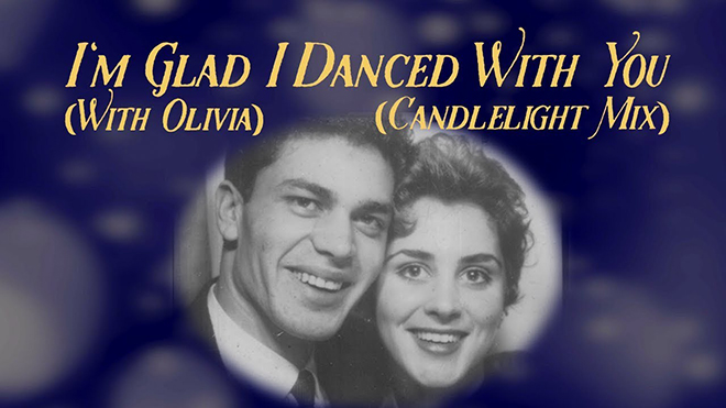 Engelbert Humperdinck - I'm Glad I Danced With You (Lyric Video)