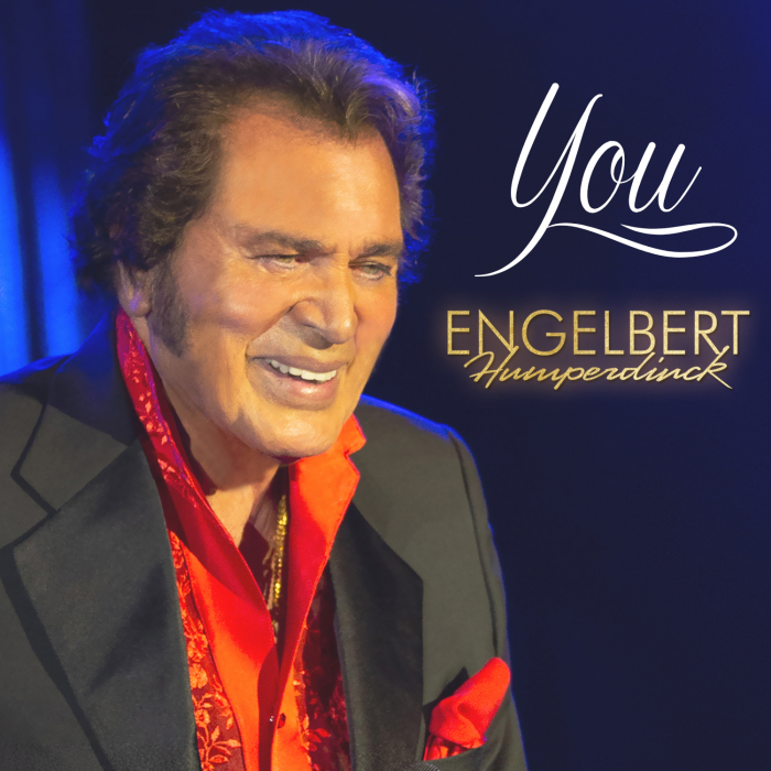Engelbert Humperdinck - You - Cover Art