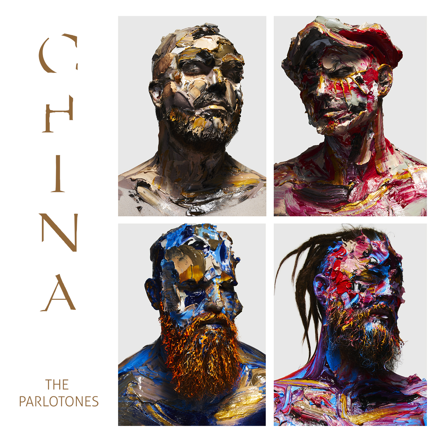 South African Indie Rock/Pop Band The Parlotones Release New Album, 'China'