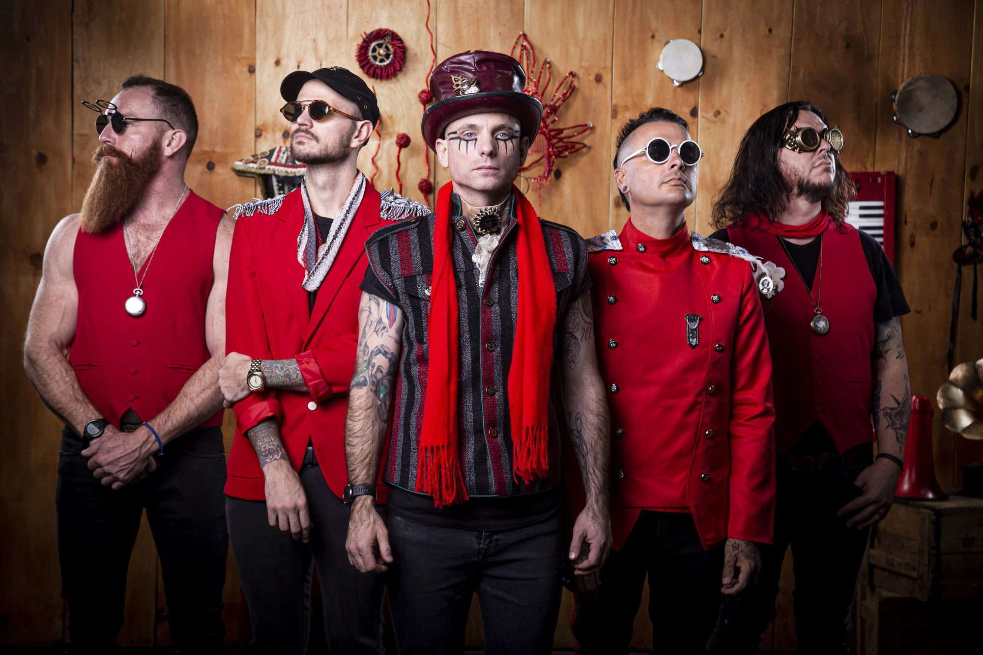 The Parlotones Photo credit_Empire Photography & Jaco Bothma Photography