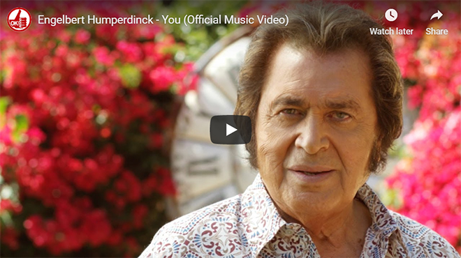 Engelbert Humperdinck - You (Music Video) - YouTube