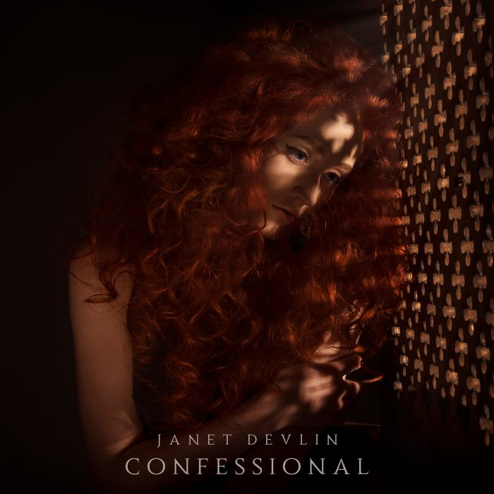 Janet Devlin - Confessional - Cover Art