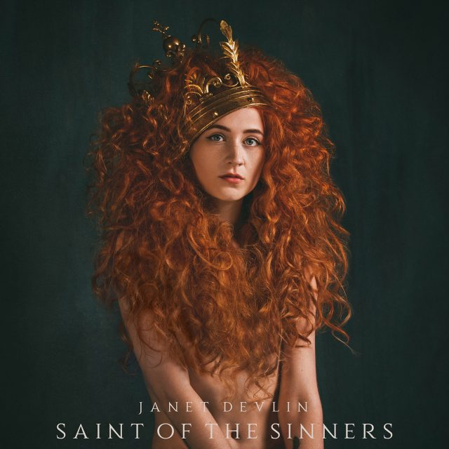 Janet Devlin - Saint of the Sinners - Cover Art