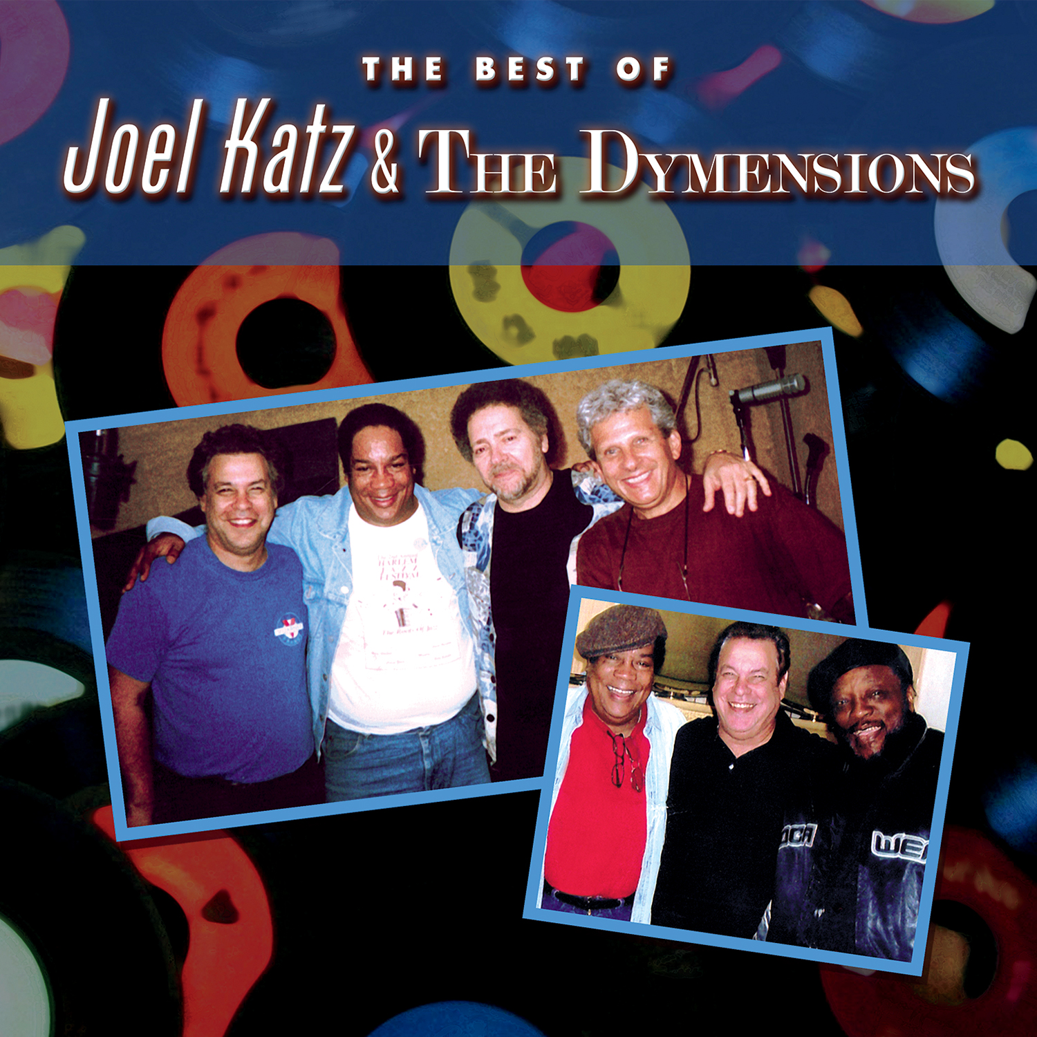 JOEL KATZ - The Best of Joel Katz & The Dymensions CD
