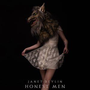 Janet Devlin - Honest Men - Cover Art