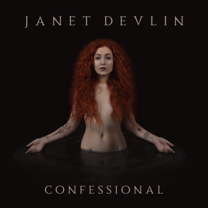 Janet Devlin - Confessional - Album Cover Art