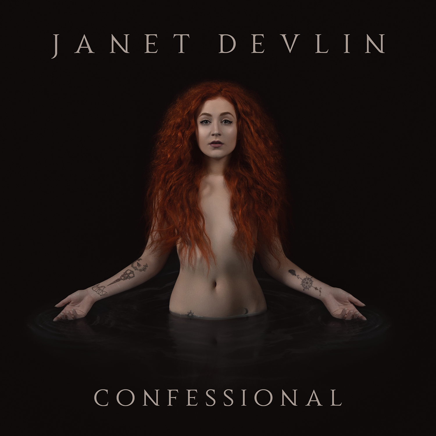 "Janet Devlin Releases Her Long-Awaited Concept Album, ""Confessional,"" along with an accompanying Autobiography"