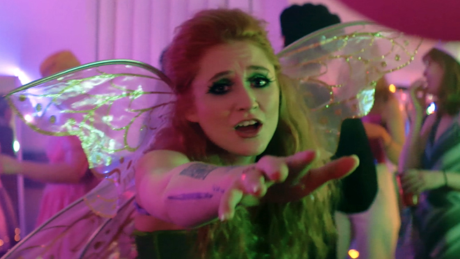 Janet Devlin - Away with the Fairies - Music Video