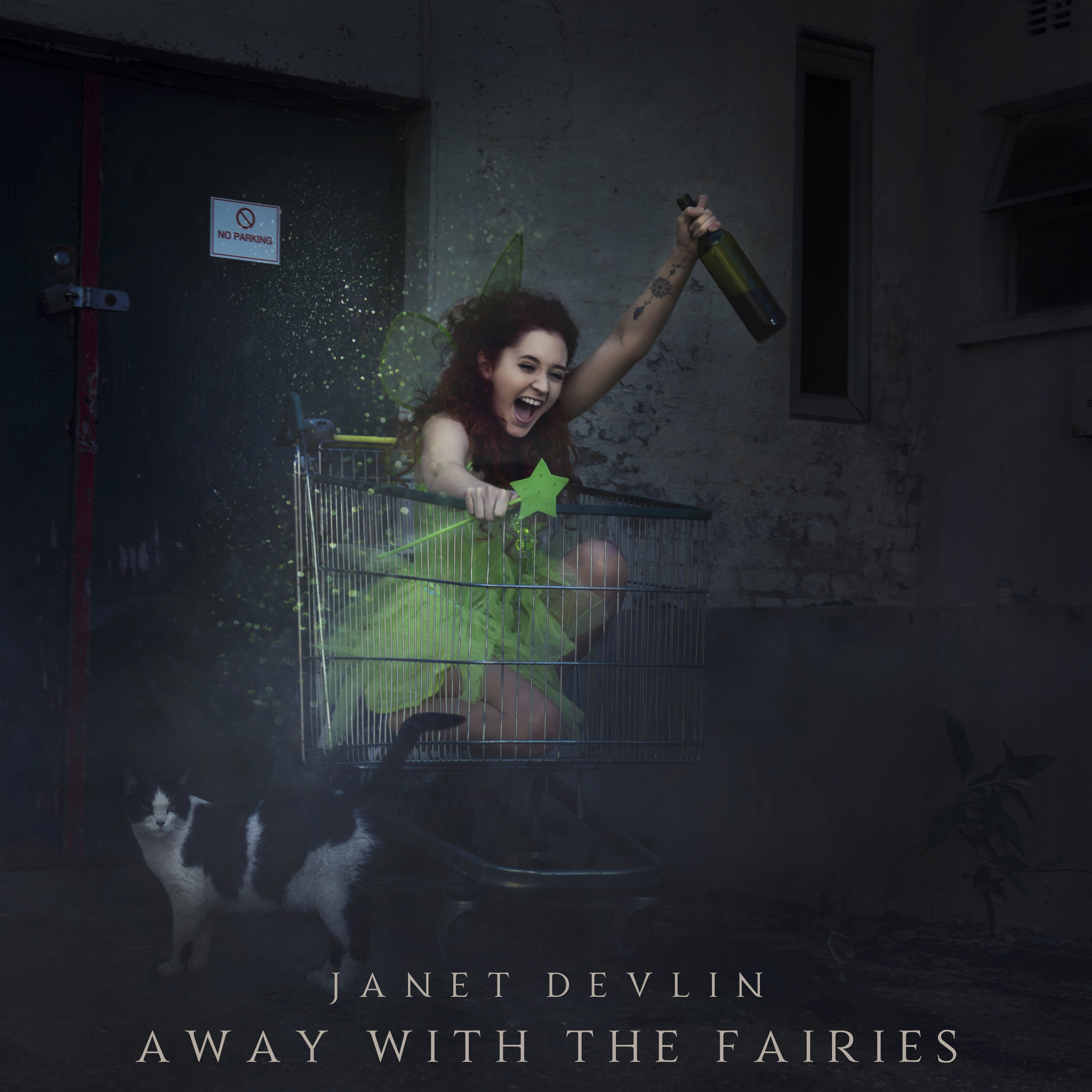 Janet Devlin's new single, 'Away with the Fairies', takes her up, up and away!