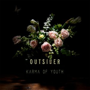 Outsider - Karma of Youth - Cover Art