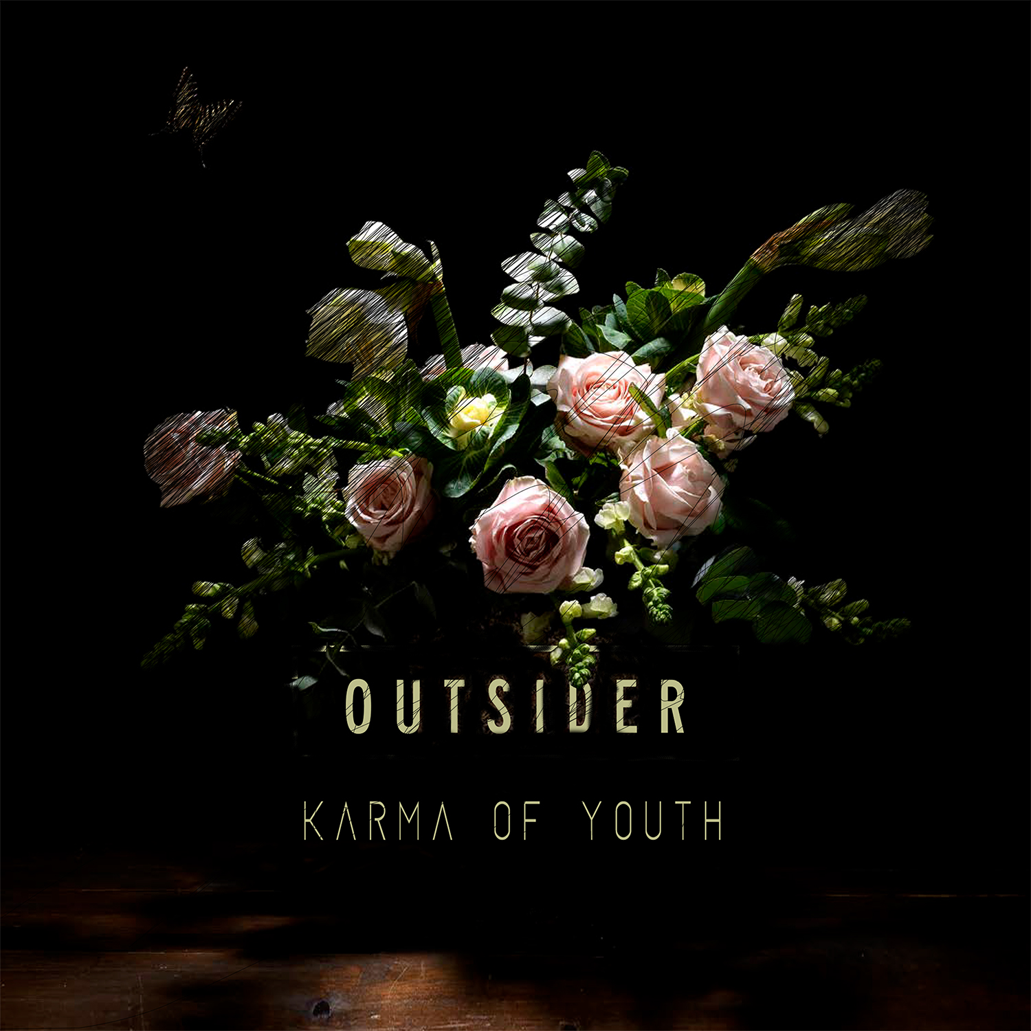 OUTSIDER – Karma of Youth CD