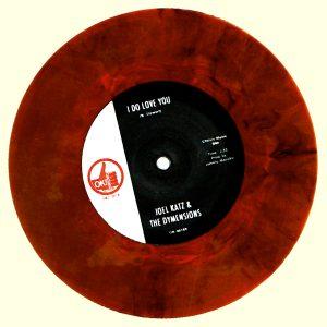 Joel Katz & The Dymensions - I Do Love You / Ooh Child - Side A